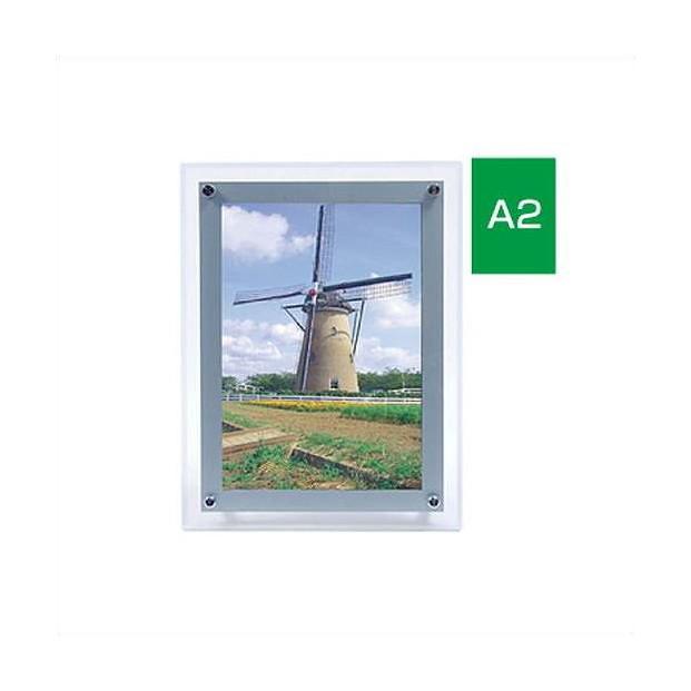 ライティングパネル アクリルライトパネル AC・A2 W510XH684 164G-59481A2A