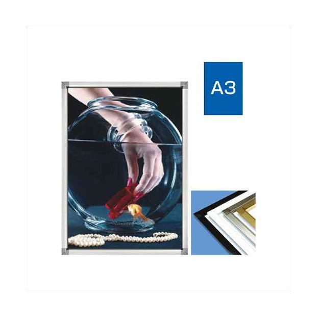 ポスターパネル・フレーム ポスターグリップPG-32S(屋内仕様) A3 W347×H470 174G-42945A3S