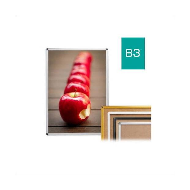 ポスターパネル・フレーム ポスターグリップPG-20RN(屋内仕様のみ) B3 W389×H540 175G-42163B3S