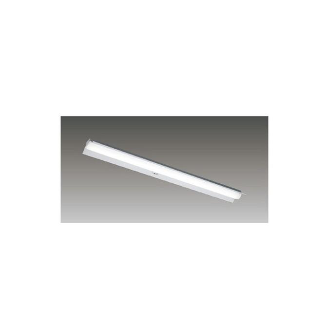 東芝 LEDベースライト TENQOO直付40形反射笠センサ付 5200lm 人感センサー内蔵 ハイグレード