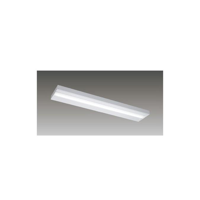 東芝 LEDベースライト TENQOO直付40形箱形 5200lm 調光タイプ ハイグレード