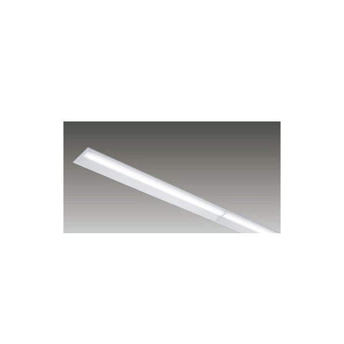 東芝 LEDベースライト TENQOO埋込40形W190連結用 5200lm 非調光タイプ ハイグレード