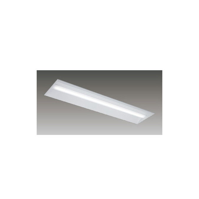 東芝 LEDベースライト TENQOO埋込40形W300 5200lm 調光タイプ ハイグレード