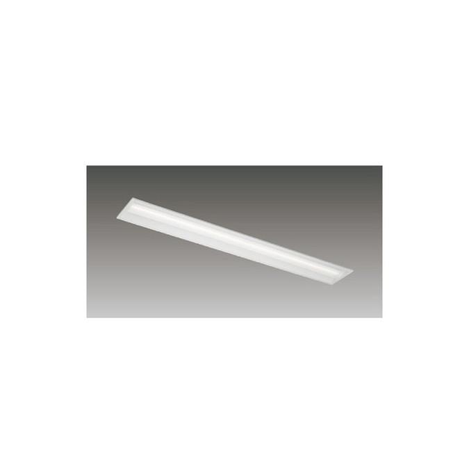 東芝 LEDベースライト TENQOO埋込40形W150グレア 6900lm 非調光タイプ ハイグレード CGタイプ(A方向グレア抑制) LEKR415693HCN-LS9