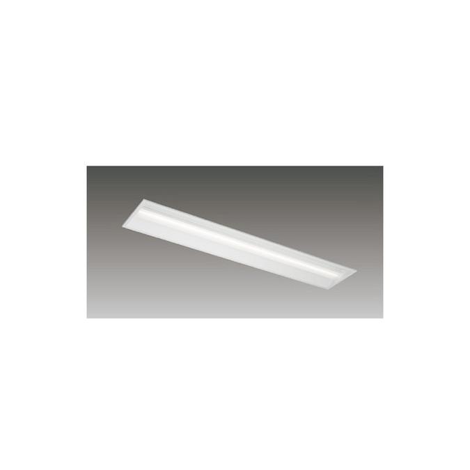東芝 LEDベースライト TENQOO埋込40形W220グレア 6900lm 非調光タイプ 一般タイプ CGタイプ(A方向グレア抑制)