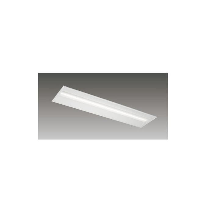 東芝 LEDベースライト TENQOO埋込40形W300グレア 5200lm 非調光タイプ 一般タイプ CGタイプ(A方向グレア抑制)