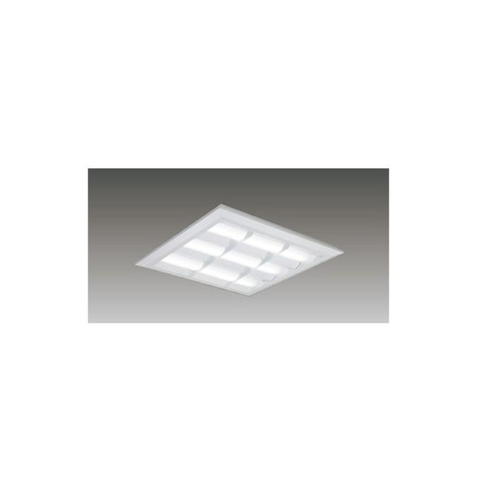 東芝ライテック LEKT751452N-LD9 LEDベースライト TENQOOスクエア直埋□570BF 調光タイプ バッフルタイプ