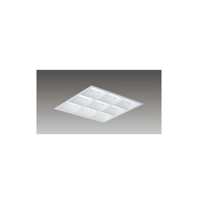 東芝ライテック LEKR741452N-LD9 LEDベースライト TENQOOスクエア埋込□450BF 調光タイプ バッフルタイプ