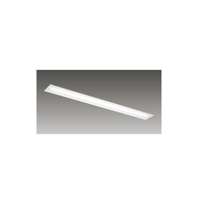 東芝ライテック LEKRW413403SN-LS9 LEDベースライト TENQOO埋込40形W130SUS 4000lm 非調光タイプ 一般タイプ