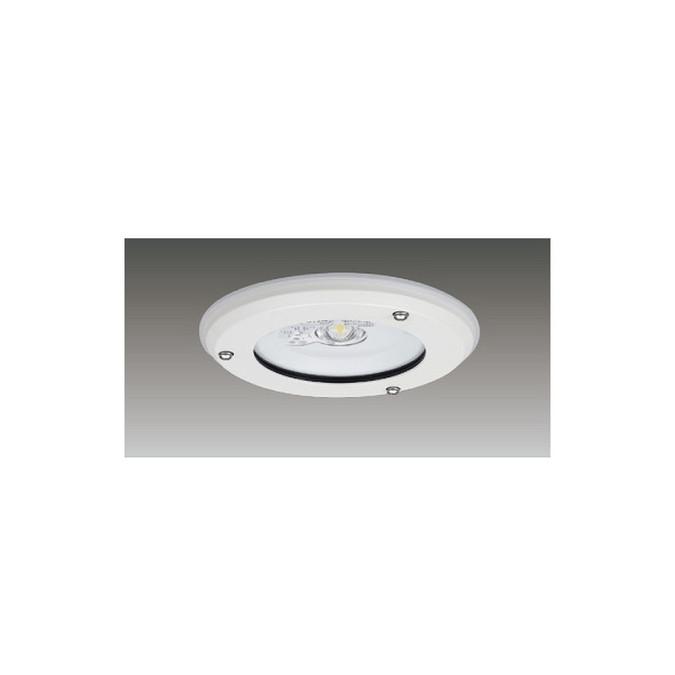 東芝 非常用照明器具 埋込防湿防雨30LED非常灯専用形 1060lm 埋込形[φ150] LEDEM30602WN