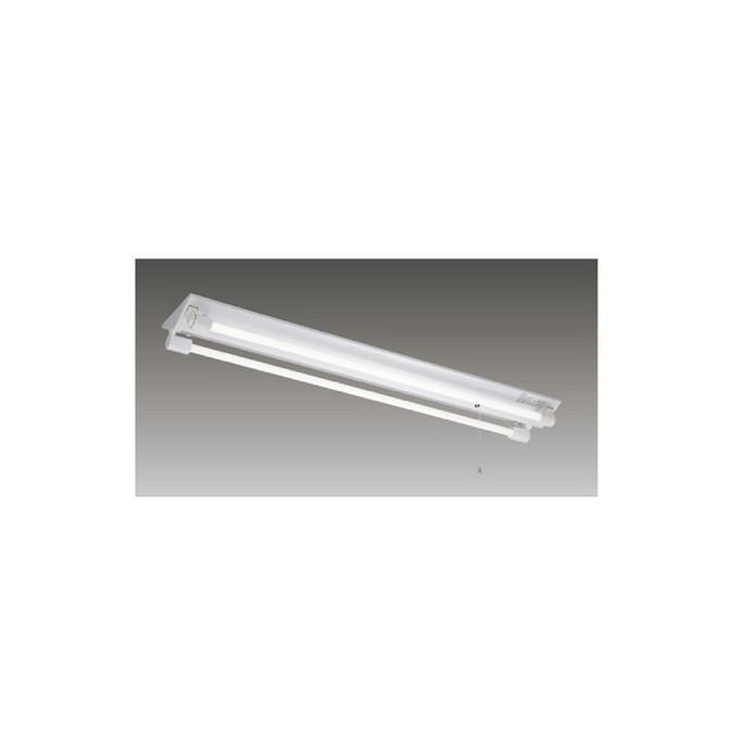 東芝ライテック LEDTS-42386N-LS9 非常用照明器具 LDL40×2非常灯電池内蔵防湿防雨 Sタイプ 3800lm×45% 逆富士器具