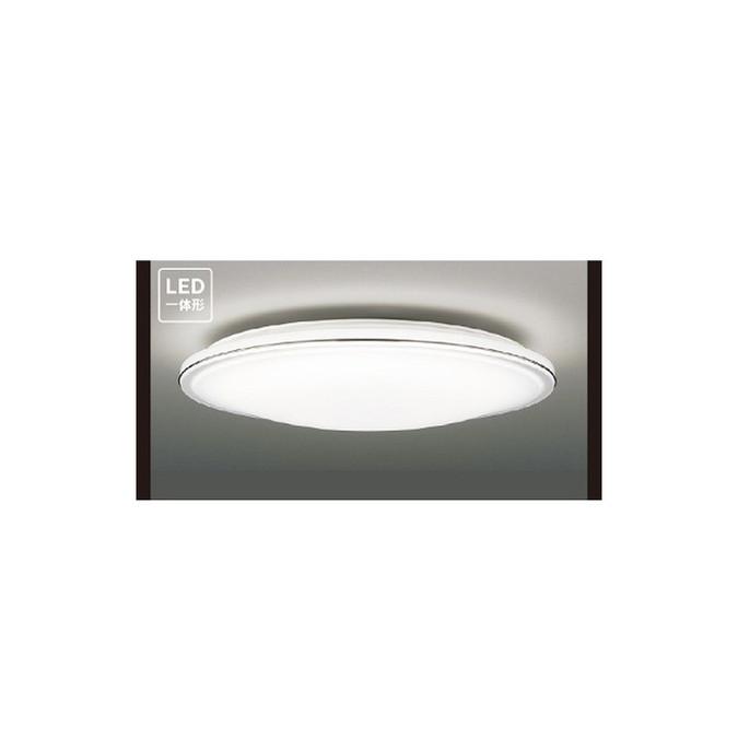 東芝ライテック LEDH82182PW-LD シーリングライト LED一体形 ON/OFFタイプ(プルスイッチ付) ~12畳