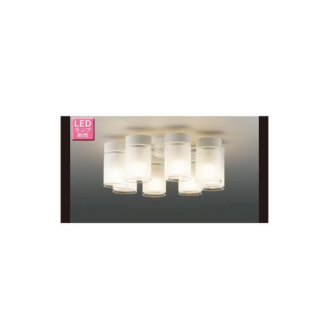 東芝ライテック LEDC88028-8G シャンデリア ライトモダン 8灯タイプ