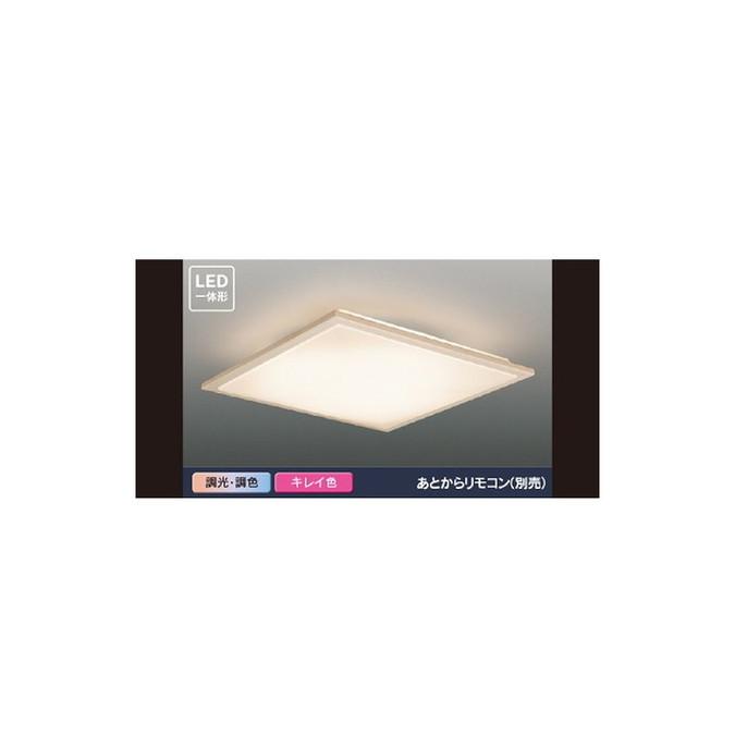 東芝 和風照明 キレイ色ーkireiroー 凛角【りんかく】 LED一体形 ~12畳 LEDH82756-LC