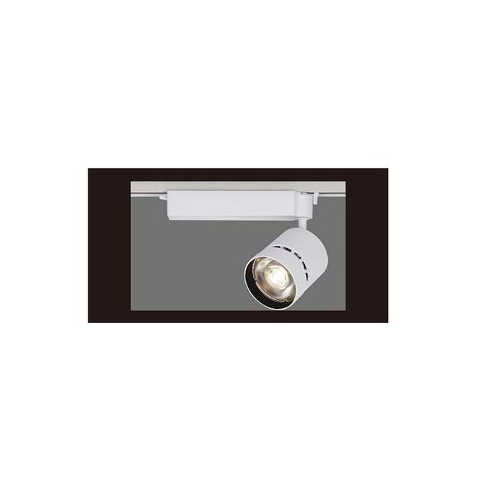 東芝 HID70形器具相当 LEDスポットライト 中角タイプ[23°] 白・黒 高効率タイプ[Ra85]