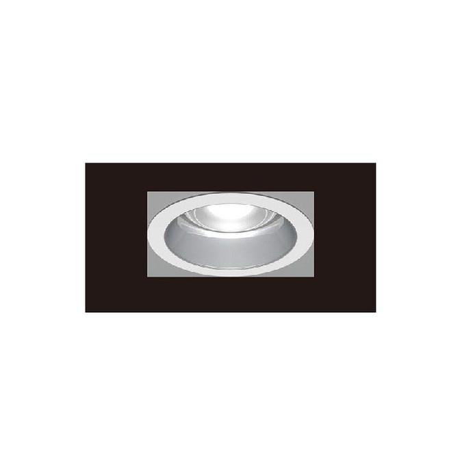 東芝 LEDユニット交換形 ダウンライト一般形 銀色鏡面反射板高効率タイプ 2500シリーズ 広角