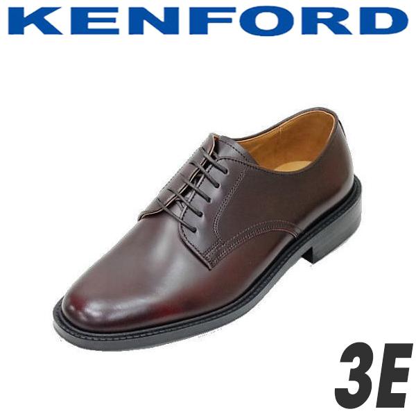 送料無料REGAL KENFORD(リーガル ケンフォード)メンズビジネスシューズ K422L ワイン 3E革靴 メンズ用(男性用)本革(レザー)日本製【コンビニ受取は別途プラス110円】