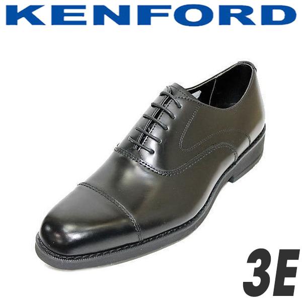 ケンフォード 本革ストレートチップビジネス リーガル 靴 リーガルコーポレーションシューズ シューズ クツ KENFORD REGAL KN18ACJ黒3E