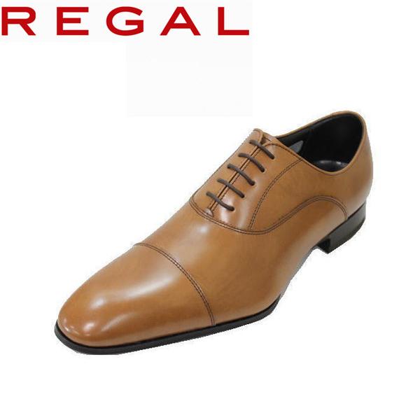 【リーガル REGAL】011R AL ブラウン メンズビジネスシューズ 本革紳士靴 ストレートチップ【REGAL】【靴】【くつ】