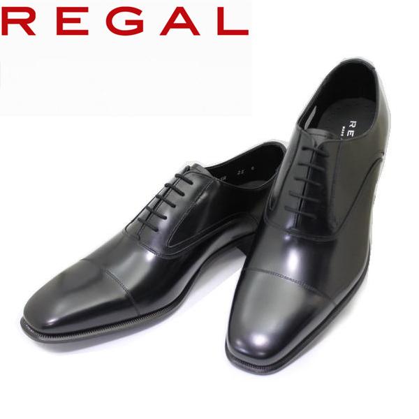 REGAL リーガルビジネスシューズ NEW REGALストレートチップ725R AL 黒 紳士靴 【リーガル】【靴】就活 靴 新入社員 靴 入学式 靴