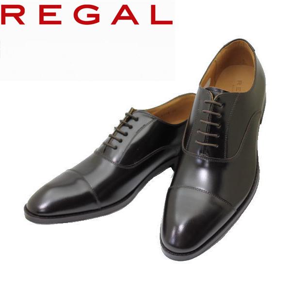リーガルビジネスシューズNEW REGAL ストレートチップ811R ALダークブラウン【リーガル 靴】 リーガルビジネスシューズ【リーガル 靴】就活 靴 新入社員 靴 入学式 靴