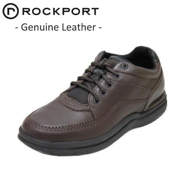 ウォーキングシューズ ロックポート ワールドツアークラッシック K70884 ブラウン  メンズ シューズ 本革 革靴  2021