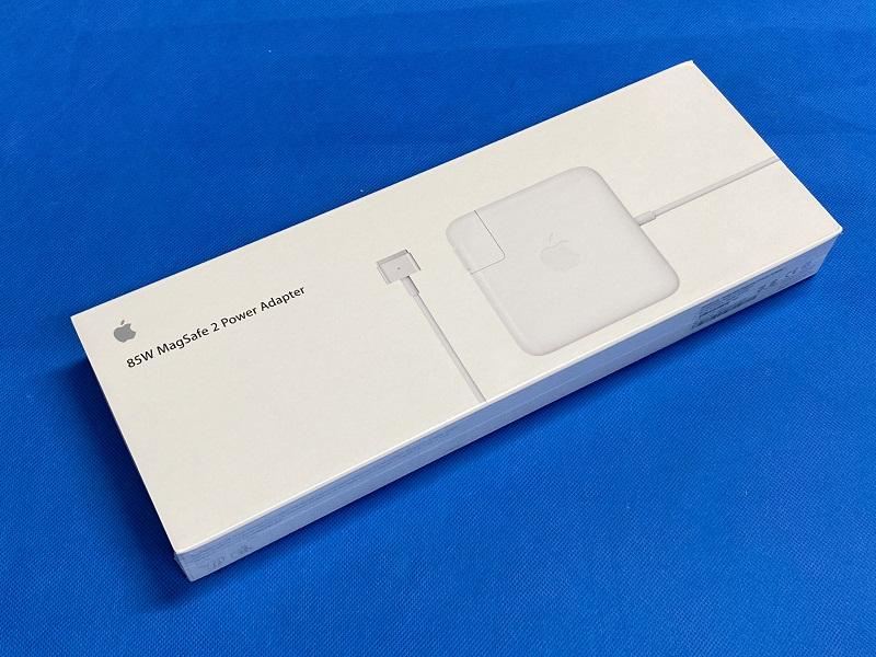 Apple 85W MagSafe 2 人気上昇中 Power Adapter A1424 送料無料 純正 4 未開封 MacBookPro 20V MD506J A 25A メーカー公式 新品 電源アダプタ
