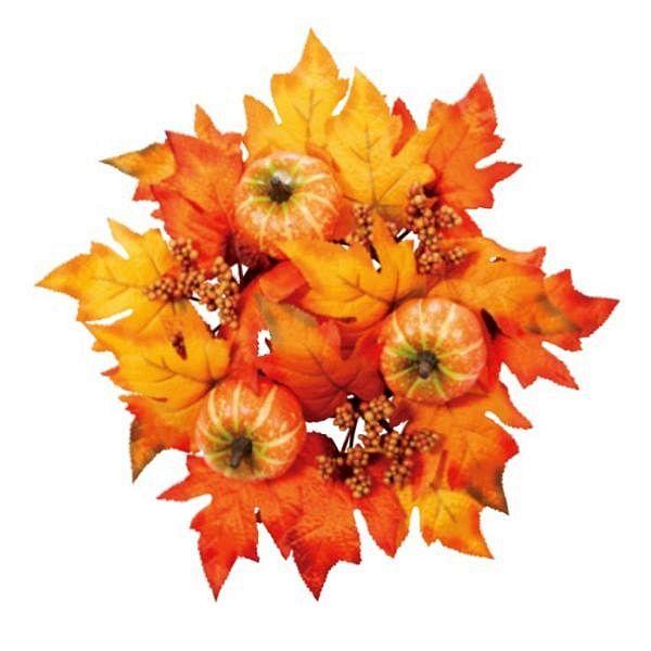 ハロウィン ディスプレイ セール 登場から人気沸騰 造花リース 壁 26cm 在庫処分 ドア飾り パンプキンリース ハロウィン飾り