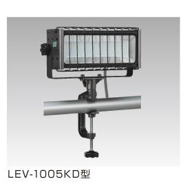ハタヤリミテッド100WLED投光器 LEV-1005KD 全光束11600ルーメンのLED作業灯750W水銀灯相当の投光器【smtb-k】【w3】