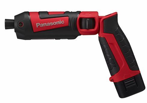 パナソニック スティックインパクトドライバーEZ7521LA2ST1R(赤) ケース 充電器 電池1個 付属 【あす楽対応 東北~九州】