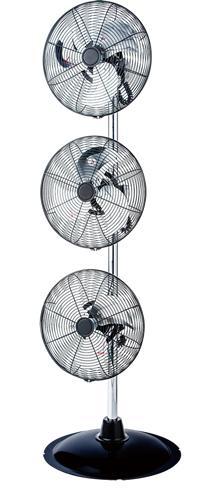 業務用扇風機 ナカトミ35cmトリプルファン TRF-35V スイデン トラスコもいいけど人気のモデル 【HLS_DU】 【smtb-k】【w3】20160531(カタ000)