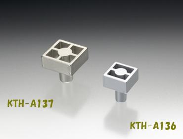 徐々に細くなる握り部の フォルムが新しいデザイン ランプ つまみハンドル王国 スガツネ 直営限定アウトレット LAMP KTH-A137 低価格化
