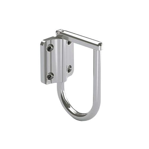 【エントリーでポイントさらに5倍】ステンレス鋼製ジャンボナス環回転フック [LAMP] JN-T100 フリクション式