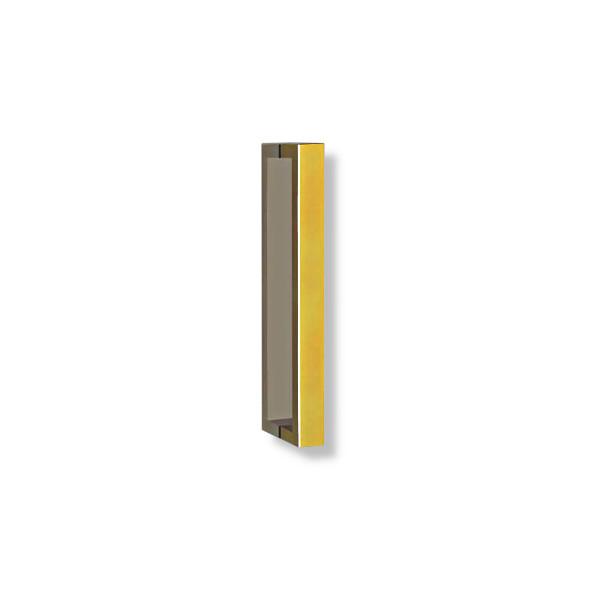 【エントリーでポイントさらに5倍】ドアハンドル 【ユニオン】 G685-15-001-L445 長さ:445mm