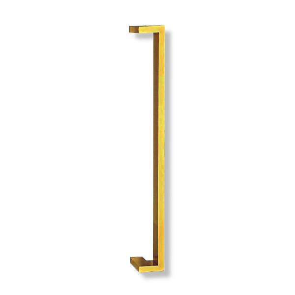 完璧 【エントリーでポイント10倍♪ 20:00~】ドアハンドル T685-15-001-L750 【ユニオン】 長さ:750mm:カネマサ金物 3/21-DIY・工具