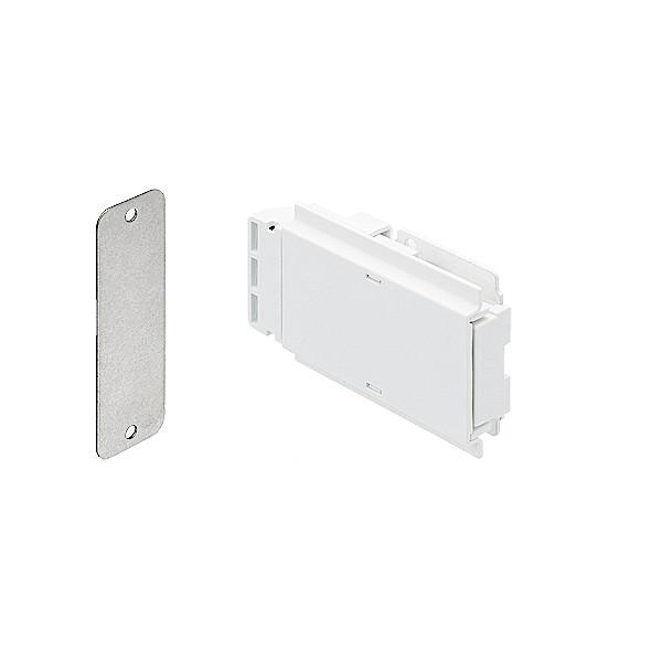 低価格 吊元固定折戸に使用 折戸用ダンパー アトム 限定モデル FC-790-WT 白