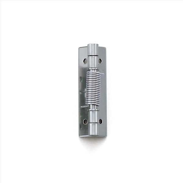 ステンレス鋼製スプリング丁番 【LAMP】 HG-SHL60-50 光沢バレル研磨 サイズ:60×32 トルク1.43kgf・cm 耐荷重6kgf/2ヶ 【箱売り(50個入)】