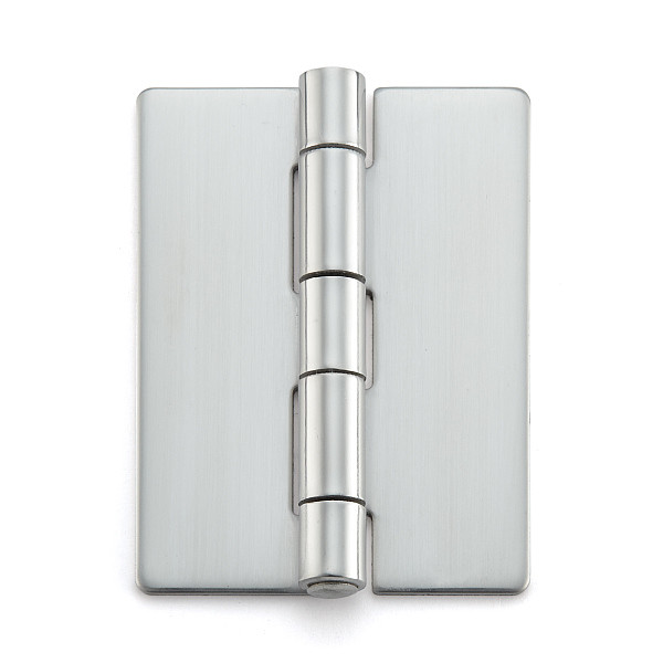 ステンレス鋼製平丁番【LAMP】 LSA-65-50 LSA-65-50 取付穴なし【LAMP】 鏡面バフ研磨 サイズ:65×50 耐荷重16kgf/2ヶ【箱売り(50個入)】, ノミグン:d02fd0d9 --- sunward.msk.ru