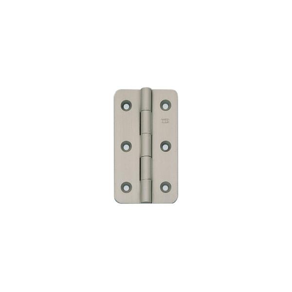 家具用丁番 【LAMP】 TTS-801WB-100 ホワイトブロンズ サイズ:H38×W27 耐荷重4.5kgf/2ヶ 【箱売り(100個入)】