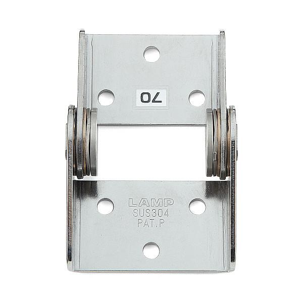 トルクヒンジ 【LAMP】 HG-ITM70-10 フリーストップ [トルク71.38(+-20%)kgf・cm] 【箱売り(10個入)】