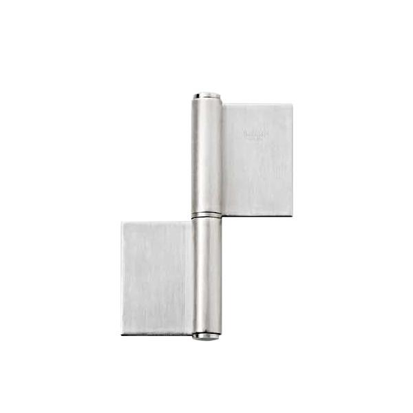 オールステンレス鋼製重量用旗丁番 【LAMP】 HG-LSH-154R-6 右用耐荷重:200kgf/2ヶ 【箱売り(6個入)】