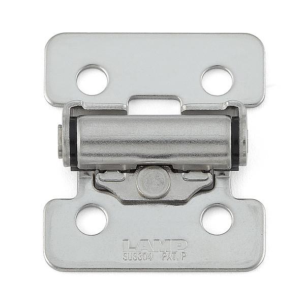 トルクヒンジ 【LAMP】 HG-TS03-50 フリーストップ グリスレス [トルク3.6(+40%-20%)kgf・cm] 【箱売り(50個入)】