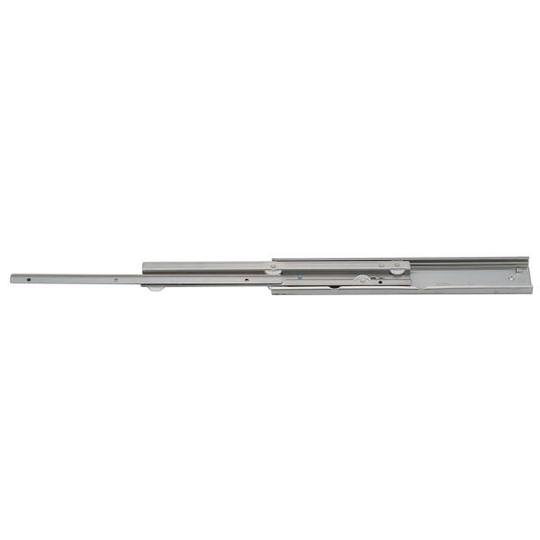 ステンレス鋼製スライドレール(NSF認証品) 【LAMP】 FR790CSS-500 [レール長さL500mm 耐荷重75kgf/ペア] [左右で1セット]