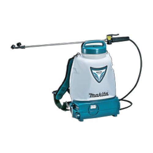 【エントリーでポイントさらに5倍】充電式噴霧器 【マキタ】 MUS105DW 10L[タンク容量] 一般向 背負式 10.8V1.3Ah 約50分充電