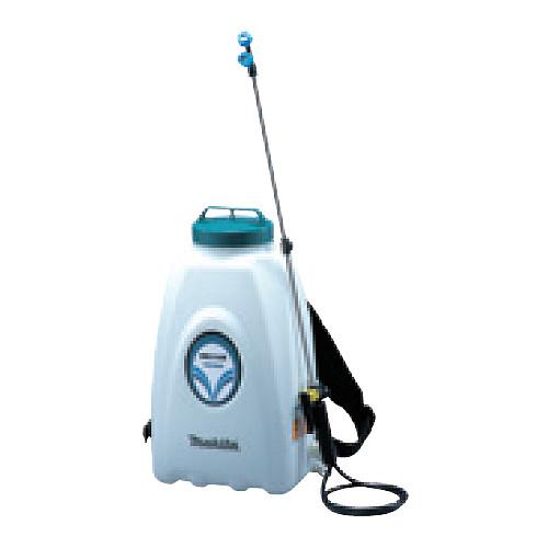 【エントリーでポイントさらに5倍】充電式噴霧器 【マキタ】 MUS153DSH 15L[タンク容量] 一般~プロ向 背負式 14.4V1.5Ah 約30分充電