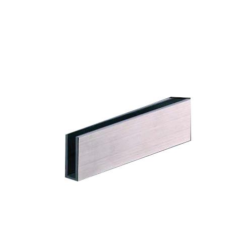 厚口破損止 【10本売り商品】 【スリーナイン】 10mm用 ステンレス(SUS304)HL 2.0t×H55×W10.5×L3000mm