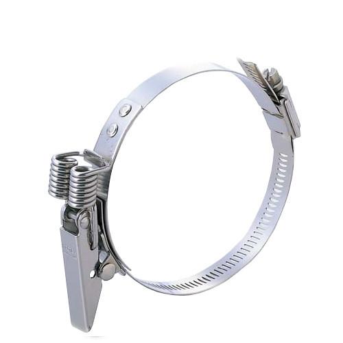 【エントリーでポイント10倍♪ 3/21 20:00~】ステンレス鋼製強力バンドクランプ 【LAMP】 スガツネ 27SPG-HT250-295SS