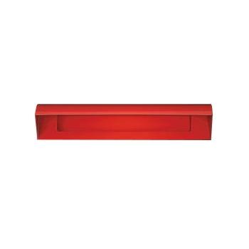 ポストぐち と 受箱別タイプ 【ハッピー製】 ポストぐち 631-R (赤色塗装品)