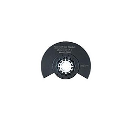 マルチツール 先端工具 切断 剥離 研削作業に エントリーでポイント5倍 高価値 ラウンドソー 1:59 16 気質アップ ~5 TMA046BIMA63781刃幅φ100mm マキタ