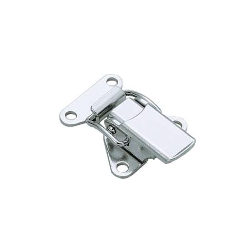 ステンレス鋼製パッチン錠 【LAMP】 スガツネ P100SUS【800個入】販売品